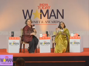 India Today Woman Summit & Awards (Part-1)