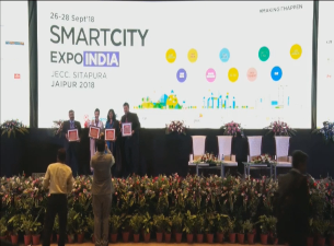Smart City Expo India 2018 - Designing cities in the digital age