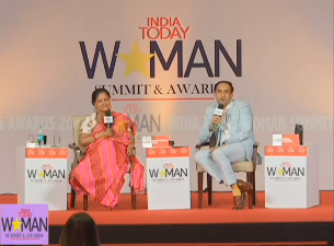 India Today Woman Summit & Awards (Part-2)